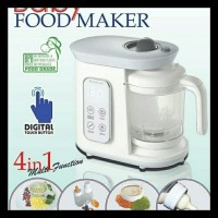 SALE Baby Food Maker Vienta - Biru Muda BOOM SALE