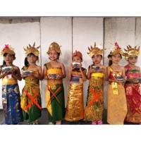 Baju Adat Bali Anak Perempuan - Baju Adat BALI Karnaval