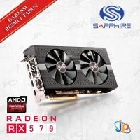 VGA Sapphire Nitro+ Radeon RX 570 Dual 4GB - RX 570 Dual 4 GB DDR5