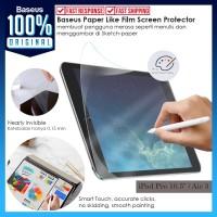 Screen Protector iPad Pro / Air 3 (10.5) BASEUS Full Cover Paper Like