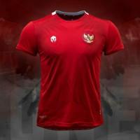 Home Jersey/Kaos Resmi PSSI - 100% original bersertifikat - Merah, XS