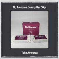Sabun Nu Amoorea Beauty Bar 50gr (1 box isi 2 bar @25gr)