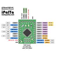 ATMega328P-AU Mini Board Arduino UNO Compatible
