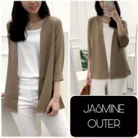 BZS ZEC - Elicia Outer / Jasmine / Baju Luaran Wanita / Outerwear