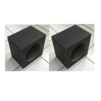 Paket 2pcs Box Speaker 6 inch