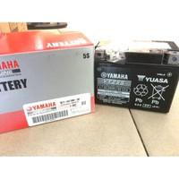 Aki Accu Kering Motor Yamaha Vixion Jupiter Z New F1 Mio J 3C1-H2100