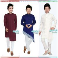 Setelan baju Koko anak sz 2-7th baju Muslim anak cowok Koko Pakistan 2