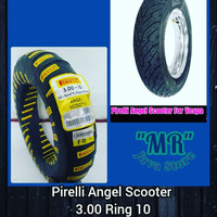 Ban Pirelli Angel Scooter 3.00 Ring 10 For Vespa PTS Smallframe Sprint