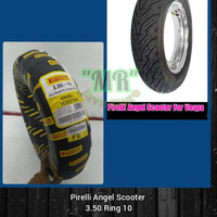 DISC Ban Pirelli Angel Scooter 3.50 Ring 10 For Vespa PX EXEL Cymco