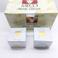 Cream Wajah Meco Original Bpom