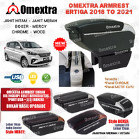 Armrest Box USB Khusus Ertiga Console Box ERTIGA R3 2018 - 2019 Khusus