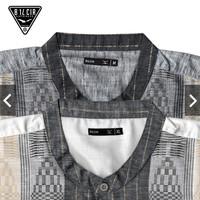 Kemeja Koko Trendy/Pakaian Pria 2020/Kemeja Koko Murah/B04B-KK 1911M - - Abu-abu, S