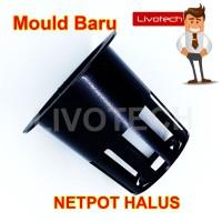 Netpot Hitam LUBANG JARING Hidroponik 5cm Hydroponic Net Pot Murah
