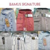 Bamus Bhs Signature Original Baju Koko Muslim Produk Asli Behaestex