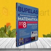 BUPELAS Pemetaan Materi & Bank Soal Matematika SMP Kelas 8