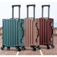18-20 Parkson Koper Semi Aluminium Anti Pecah/Luggage/Suitcase T040
