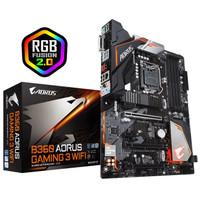 Motherboard Gigabyte B360 AORUS GAMING 3 WIFI - LGA 1151