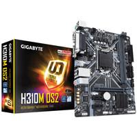 Gigabyte H310M-DS2 Motherboard (LGA 1151,H310,DDR4) Support CoffeeLake