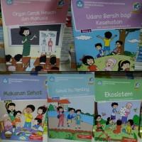 Paket Buku Tematik SD Kelas 5 Semester 1 K 13 Rev 2018 Tema 1 2 3 4 5