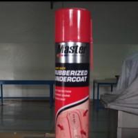 Anti karat semprot kolong mobil Master undercoat rubberrized