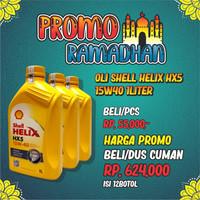 Oli Shell Helix HX5 15W40 1 Liter