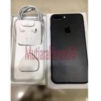 Apple Iphone 7 plus 32gb Second mulus ex internasional,fullset