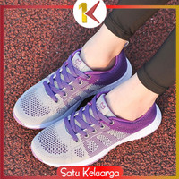 SK-S4 122 Sepatu Kets Wanita Sneakers Joging Sport Import Sepatu Olahr