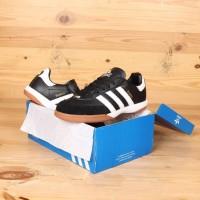 Sepatu Adidas Samba Futsal Copa - Black White (BNIB) + Free Bonus