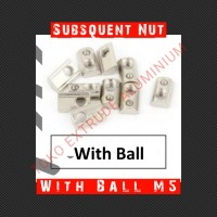 Subsquent Nut/ With Ball M5/ Nut