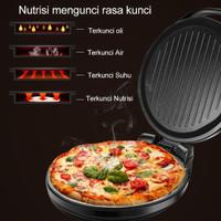 Loyang serbaguna - Electric Baking Pan - Bakar Oven Pizza Pancake