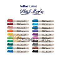 Artline Supreme Brush Marker - Art Calligraphy Artline