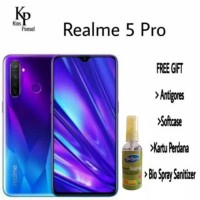 Realme 5 Pro Ram 4GB 128GB Garansi Resmi Realme 1 Tahun