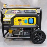 GASOLINE GENERATOR / GENSET 5500 WATT – 1 PHASE – OPEN
