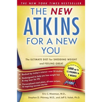 Eric C. Westman- New Atkins for a New You_ The Ultimate Diet for She