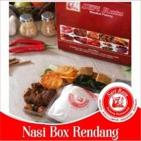 Nasi Box - Rendang