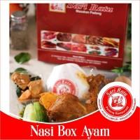 Nasi Box - Ayam