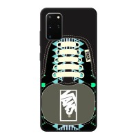 Hardcase Samsung Galaxy S20 Plus Vans SHoes Aztec Pattern BLACK J0209