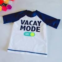 Baju Atasan Renang Anak Perempuan / Laki Laki Branded