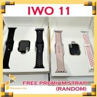 Apple Watch 1:1 Iwo 11 Series 5 Terbaru Smartwatch Iwo 11 Termurah