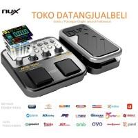 NUX Pedal Efek Gitar Synthesizer Processor - MG-100 - Black