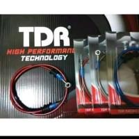 aksesoris SELANG REM TDR RACING DEPAN CBR 150 CBR 250RR R15 V3