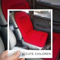 Sandaran Jok Honda Brio Merah Universal semua type mobil