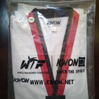 Pakaian Baju Dobok Taekwondo merk KWON ORIGINAL