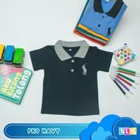 Kaos Polo Shirt Anak Laki-Laki