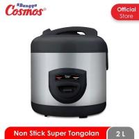 Cosmos CRJ-8229 BSS - Rice Cooker 2 L (Tongolan Super)