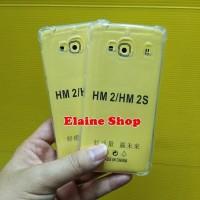 Anti Crack/Anti Shock Redmi 2S Xiomi 2 Redmi 2 Prime Silicon Bening