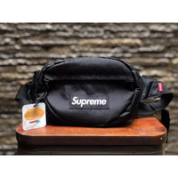 Brand New Supreme Waist Bag FW18 RED Authentic Original 100%