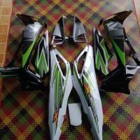 cover body belakang dan sayap Supra x 125 batman
