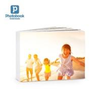 "Album Foto Photobook 7""x5"" 20 Halaman, Album Foto Softcover Landscape"