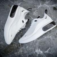 Sepatu Nike Air Max Dia White Black Sneakers For Woman Premium Origina